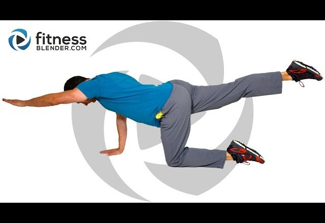 Beginner Abs Obliques And Lower Back Workout Stretch Tone For Core Stability Health